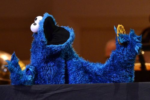 """People are Offering Over $10,000 USD for This """"Cookie Monster"""" Rock"""