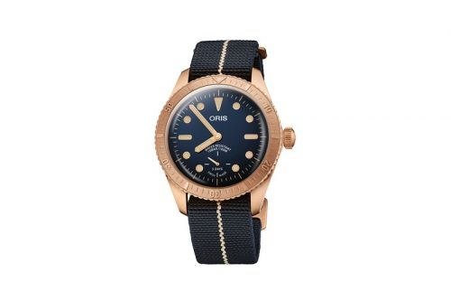 Oris Introduces In-House Movement to Bronze Carl Brashear Tribute