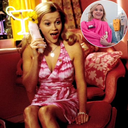 Reese Witherspoon's Wardrobe Closet Makeover on 'The Home Edit' Is a 'Legally Blonde' Fan's Dream