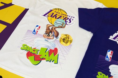 Diamond Supply Co. Launches 'Space Jam' and NBA Collection for All-Star Weekend