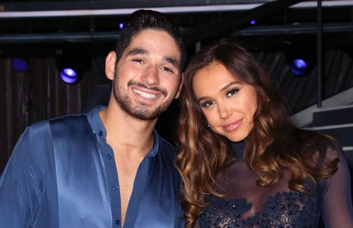 'DWTS' Couple Alan Bersten And Alexis Ren 'Thinks It's Crazy' That Some Fans Believe Their Relationship Was Fake