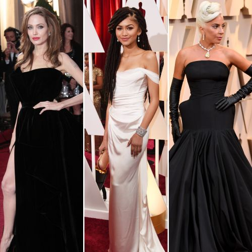The Most Jaw-Dropping Oscars Looks Over the Years! Angelina Jolie, Zendaya, Lady Gaga and More