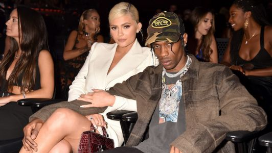 Kylie Jenner's Home Is Filled With More Roses Than A Flower Shop - Is Travis Scott To Thank?