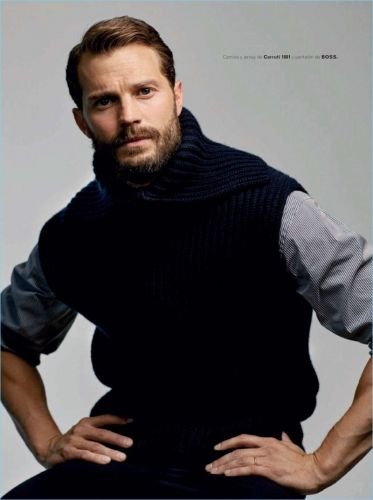 Jamie Dornan Covers Esquire España, Dons Fall Style