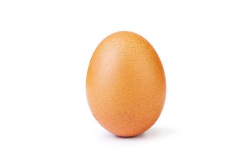 A Picture of an Egg Just Became Instagram's Most-Liked Post