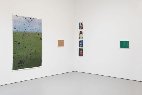 Wolfgang Tillmans Unveils Latest Works At David Zwirner NYC