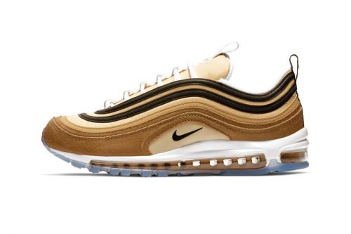 "Nike's Air Max 97 Gets a Shipping-Inspired ""Unboxed"" Colorway"