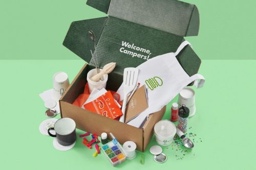 """Shake Shack Introduces Its Interactive """"Shack Camp"""" Family Experience"""