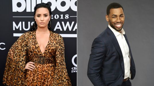 Demi Lovato Is Crushing on 'Bachelorette' Contestant Mike and We Don't Blame Her