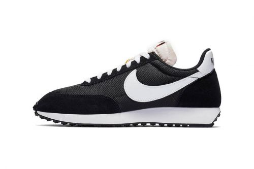 "Nike Air Tailwind Gets Dress Up in ""Black/White"""