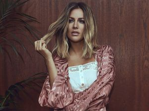 EXCLUSIVE: Caroline Flack Reveals All About Her Collection And Her Engagement