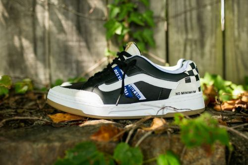The Vans Highland Construct Model Goes for a Mixed & Patched Look