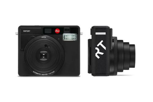 Leica Sofort Instant Camera Now Available in Matte Black