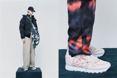 "KANGHYUK's FW21 ""COLLECTION 10"" Expands Its Material Exploration"