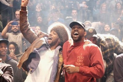 Kanye West and Kid Cudi Are Reportedly Working on A 'Surprise Project' in Japan