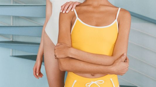 Tankinis Are Making a Stylish Comeback for Summer