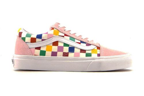This Multicolored Vans Old Skool Trainer Just Dropped as an Offspring Exclusive