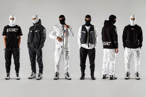 NemeN Looks to Motorsport and Military Wear for PUMA Collaboration
