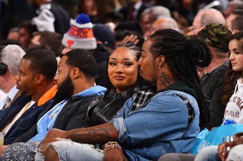 Megan Thee Stallion Denies Rumor That She's Dating Trey Songz