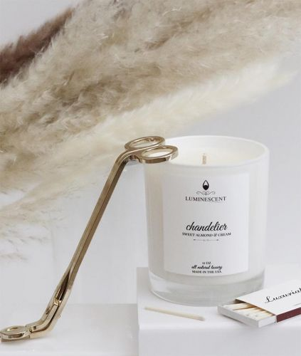 Luminescent Candles Brings Sustainable, Clean, Wholesome Luxury