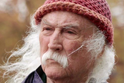 David Crosby on kicking drugs in prison: 'S - - tty way to do it'