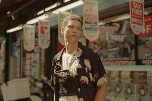 Sequestered Alleyways & Train Stations Frame This Transitional Tokyo-Set Editorial