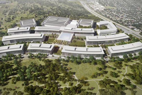 Apple to Construct a Hotel By Its New Austin Campus