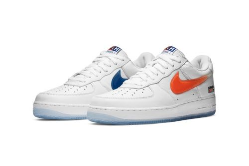 "Official Images of the KITH x Nike Air Force 1 ""NYC"""