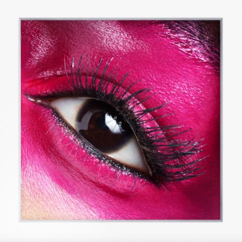 Future Brights: Eight high glamour beauty looks by Rankin