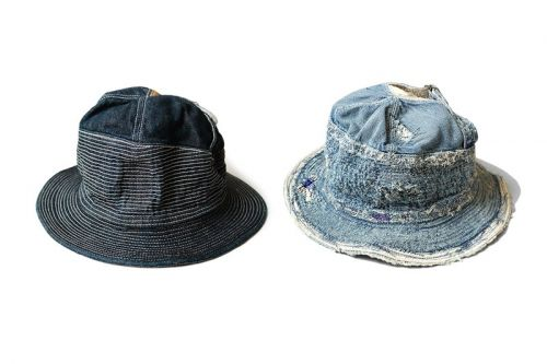 Kapital Channels 'The Old Man and the Sea' With New Denim Bucket Hats