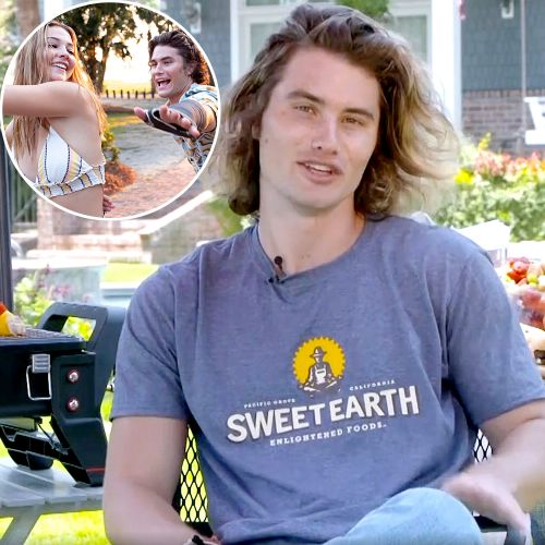 'Outer Banks' Actor Chase Stokes Reveals How He Met Girlfriend and Costar Madelyn Cline