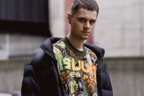Streetsnaps: Jan Cerny, Czech Designer and Louis Vuitton Intern