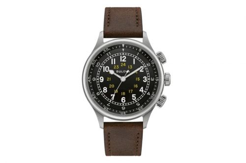 Bulova Revisits the '40s With A-15 Pilot Watch