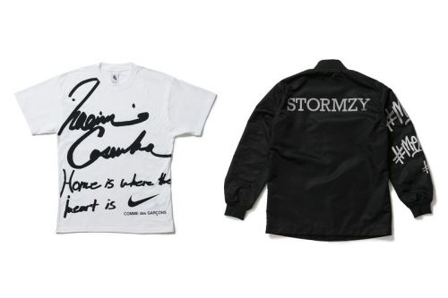 "COMME des GARÇONS and 'SWITCH' Celebrate Stormzy, Naomi Osaka and Other ""People of the Year"""
