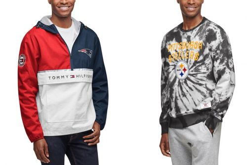 NFL and Tommy Hilfiger Deliver Inaugural Collaborative Capsule