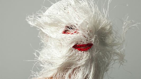 The artist creating enigmatic masks for every mood
