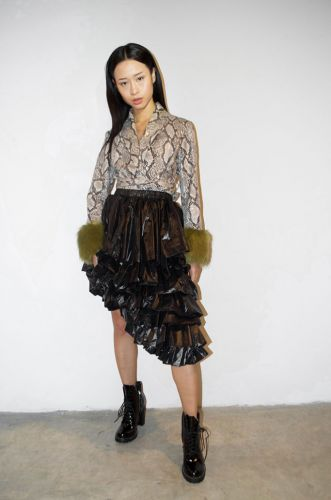 Kim Shui Fall 2018: New York Fashion Week