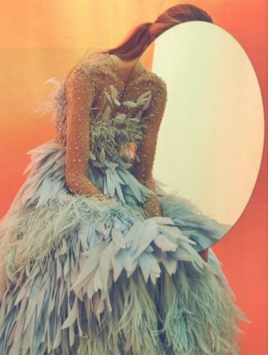 It's a 'HAUTE' Halloween Day - GEORGES HOBEIKA Haute Couture