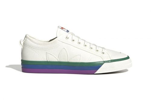 Adidas Originals Celebrates Pride Month With Rainbow Flag Nizza Release