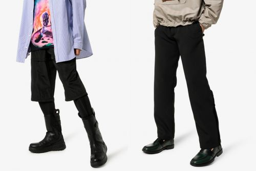 Kiko Kostadinov's FW19 CamperLab Loafers & Mid-Calf Boots Are Now Available