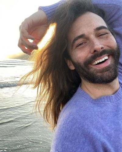 Jonathan Van Ness says don't cut your hair in isolation - we disagree