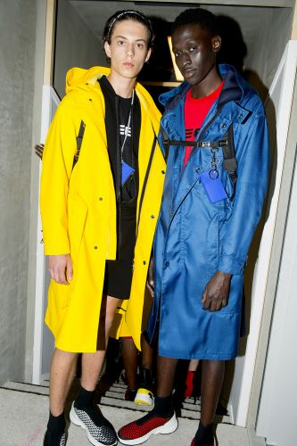 Neil Barrett: Menswear Spring/ Summer 2019