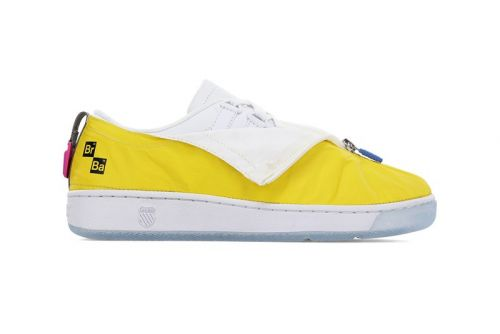 'Breaking Bad' & K-Swiss Cook Up Potent Footwear Collection