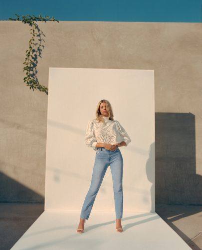 This Sofia Richie and Rolla's Collab Is the '90s Denim Dream We All Deserve