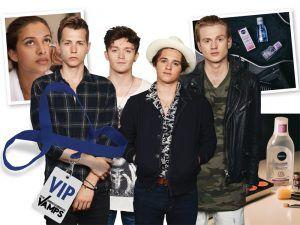 Love The Vamps? Win The ULTIMATE Backstage Pass