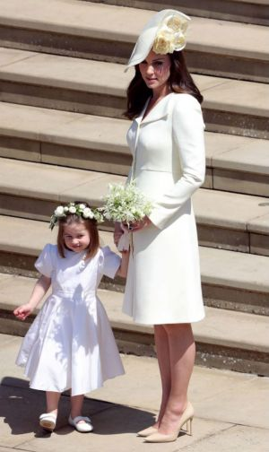 Kate Middleton's Chic Royal Wedding Look