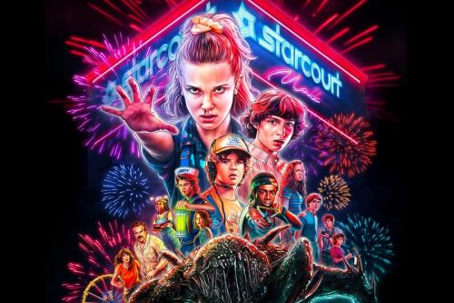 'Stranger Things' is set to take over Coney Island & Santa Monica Pier
