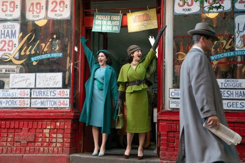 Check out these NYC spots where 'Marvelous Mrs. Maisel' films