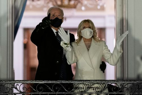 Jill Biden's inauguration concert outfit came with a hidden message