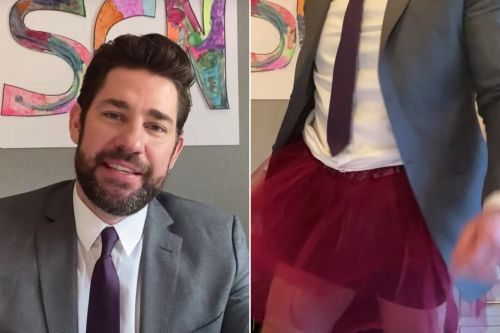 TV anchors, on-air guests go pantsless during broadcasts from home